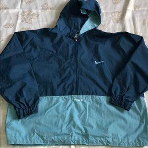 Nike vintage vibes jacket color block